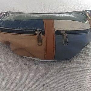 Handbags - Vintage Leather Fanny Pack